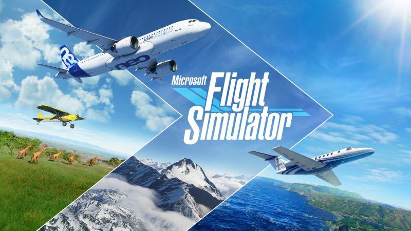 ▲微軟Xbox探索遊戲新作「模擬飛行」今日在Microsoft