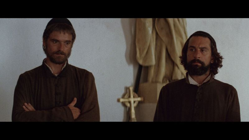 ▲《教會》集合雙影帝傑瑞米艾朗(左)、勞勃狄尼洛同台飆戲。(圖/甲上)