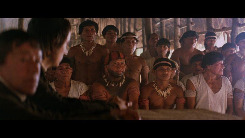 ▲瓦娜娜部落的居民,居然認為拍完電影會被殺掉。(圖/甲上)