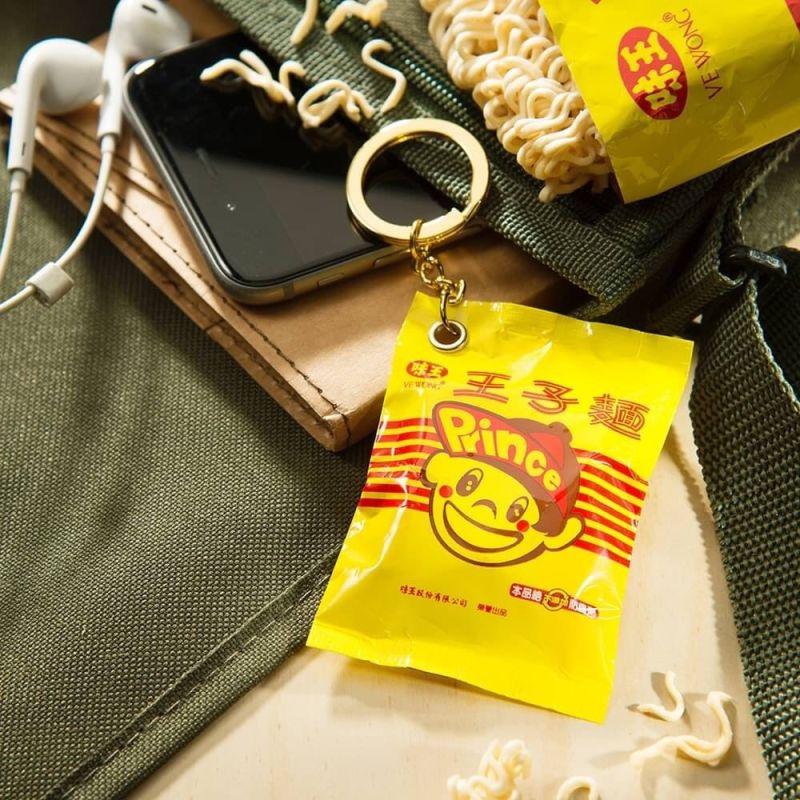 ▲王子麵今年2020年正好滿50週年,王子麵造型悠遊卡也將發售。(圖/悠遊卡公司提供)