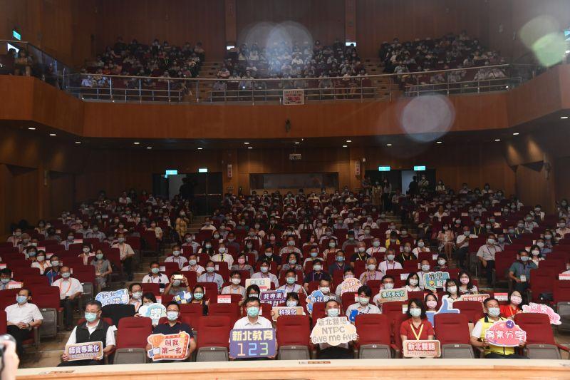 有全國最多、百位外籍老師!侯友宜:2030年設雙語城目標