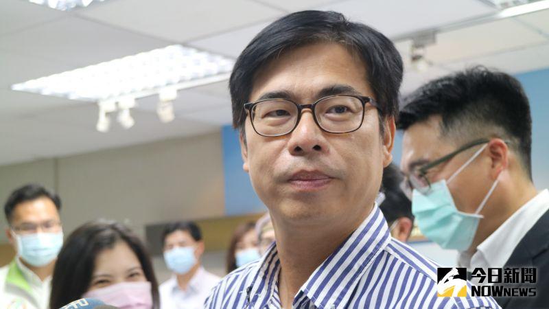 ▲高雄市長陳其邁今(21)下午公布26名小內閣成員名單。(圖/記者鄭婷襄攝)