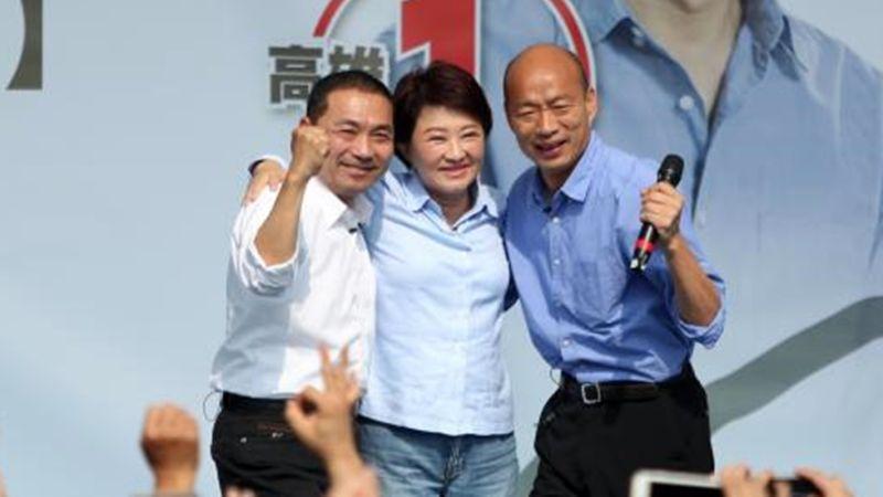 名家論壇》<b>黎榮章</b>/網路戰力 國民黨谷底反彈了嗎?