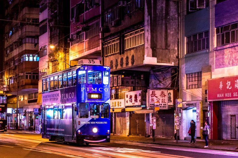 ▲全球數據庫《Numbeo》公布2020年的全球年中房價所得比排名。圖為香港。(示意圖/翻攝自Pixabay)