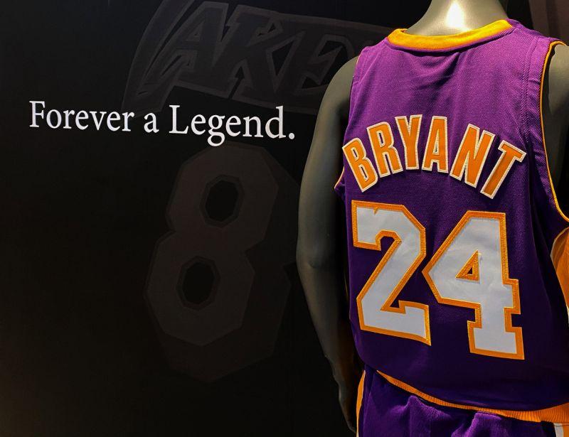 NBA/「不只是MVP」 瓦嫂名人堂深情告白Kobe
