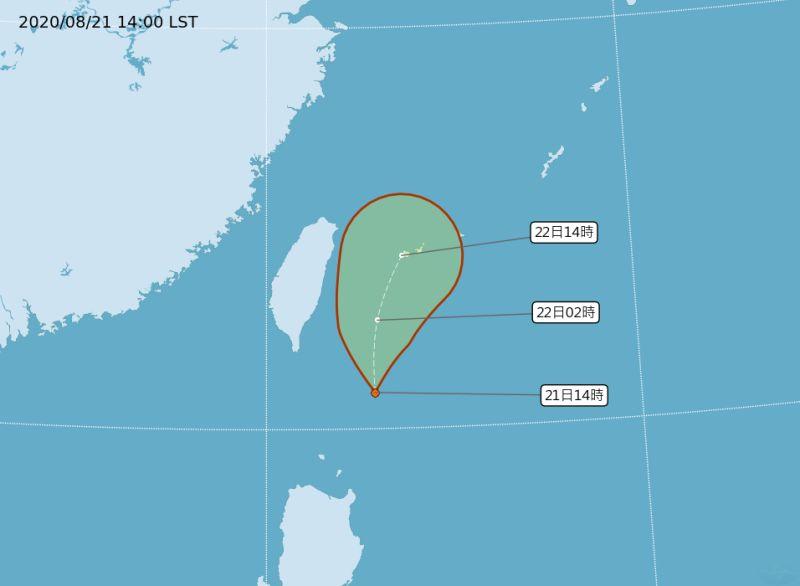 菲律賓<b>熱帶性低氣壓</b>生成 最快明日深夜增強成颱風