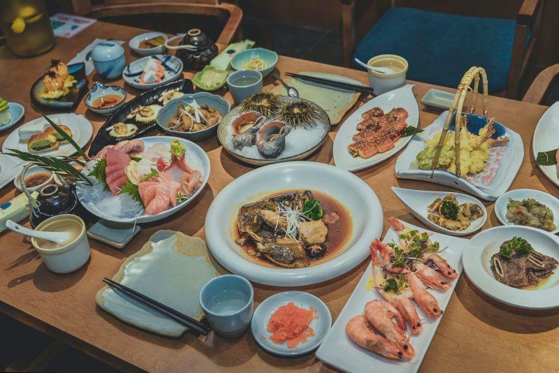 ▲精緻的日本料理,對擺盤甚至食用順序都很講究。(示意圖/翻攝自Unsplash)
