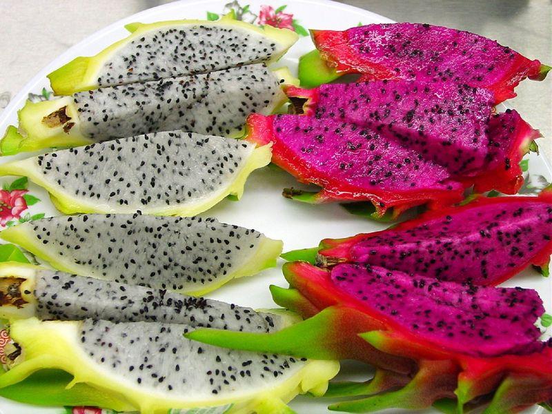 ▲每年6至12月是香甜又多汁的火龍果盛產期,炎熱夏天中吃上一顆超消暑。(示意圖/翻攝自Pixabay)