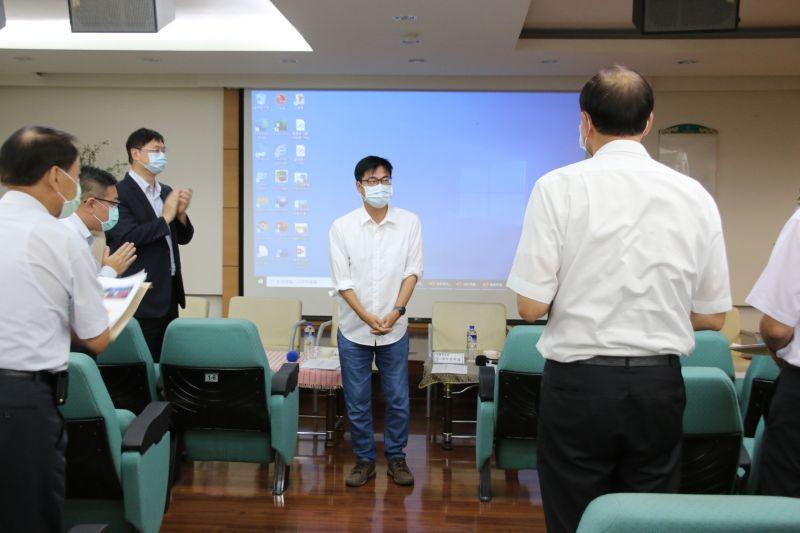 就職典禮韓國瑜會出席?陳其邁:我們會誠摯邀請