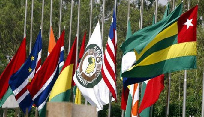 西非代表團
