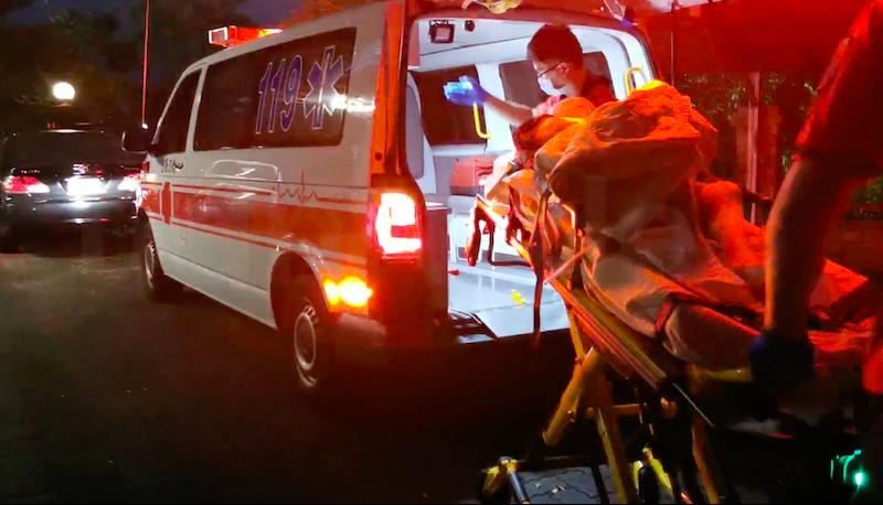71歳老翁持強酸灌長照妻再自飲後潑灑 1亡1重傷2輕傷
