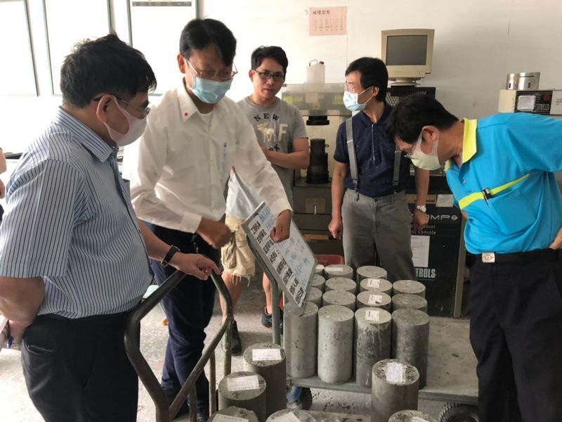 高市工務局重視工程材料 下半年度實驗室稽核再度啟動