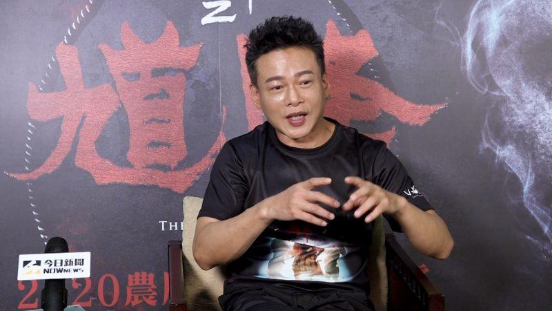 專訪/影帝<b>李康生</b>外號竟叫「水水」 自信拍歌舞片沒問題