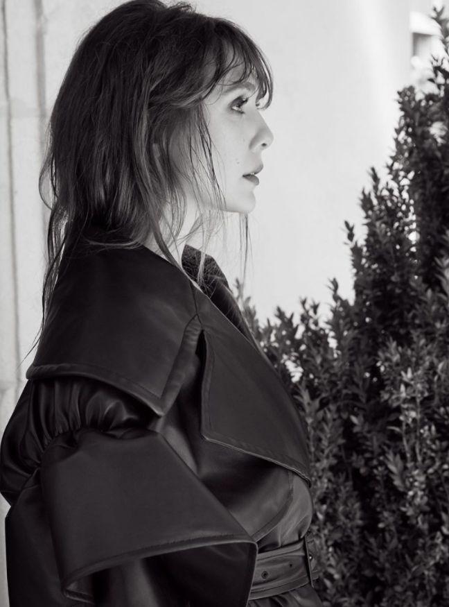 ▲伊莉莎白歐森演出「緋紅女巫」走紅。(圖/取自伊莉莎白歐森IG)