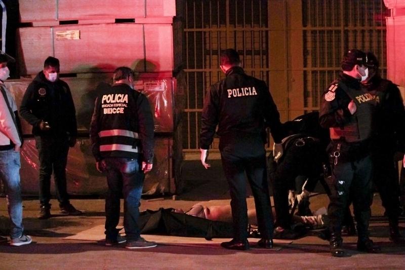 秘魯警方突襲違反防疫禁令<b>夜店</b> 人群踩踏至少13死