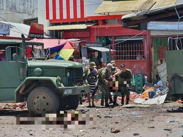 菲律賓南部蘇祿省驚傳「2次爆炸」 至少6死17傷