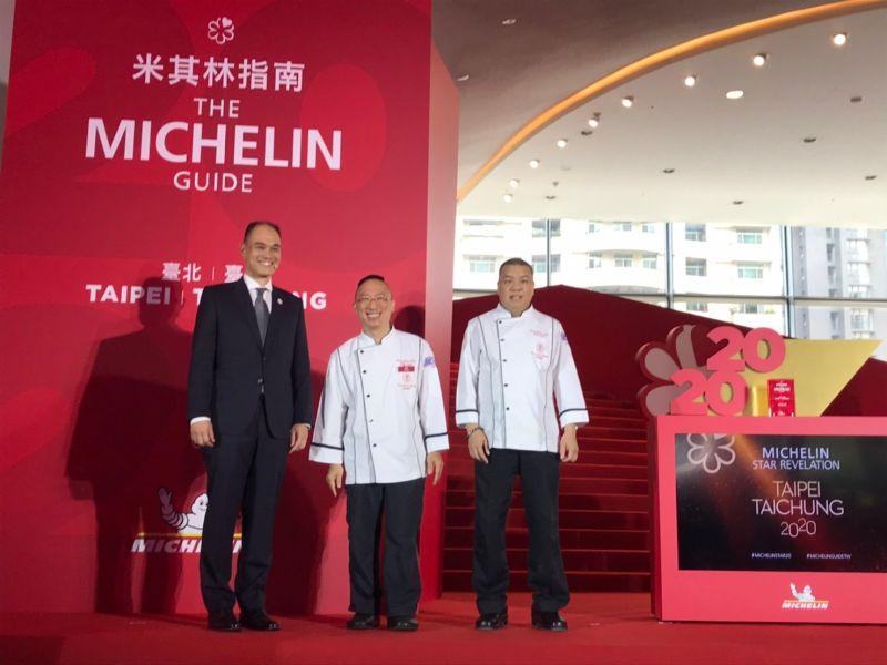 餐廳一位難求 頤宮中餐廳3度蟬聯米其林三星