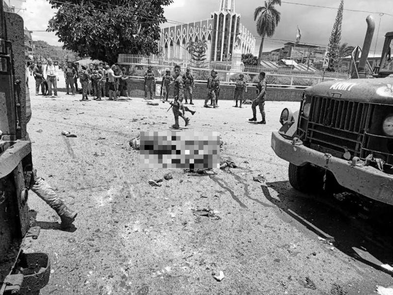 菲律賓爆炸