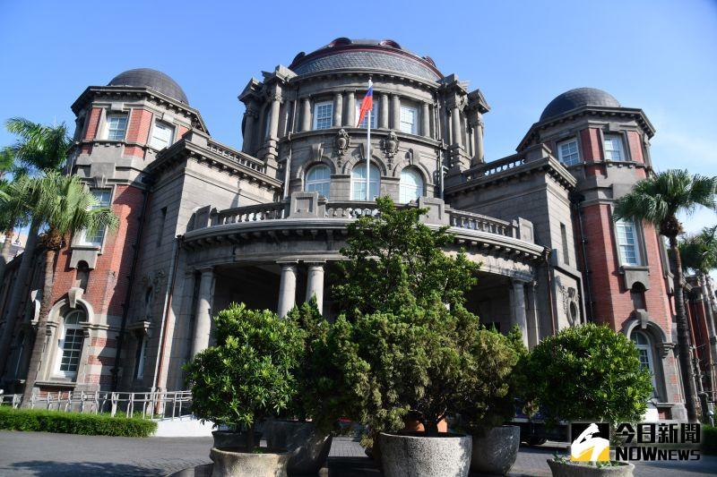監察院。(圖/記者林柏年攝,2020.08.24)
