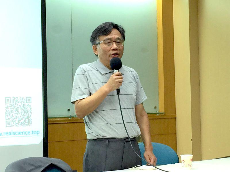 血清報告卡關 陳秀熙:應超越學術以服務型方式公布