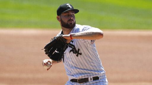 MLB/Giolito投出無安打比賽 大聯盟本季第一人