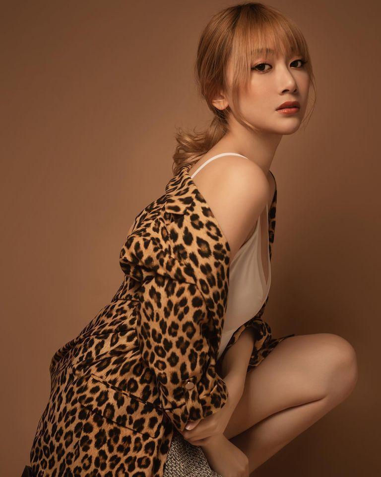 ▲馬俊怡擁有34D火辣身材。(圖/馬俊怡臉書)