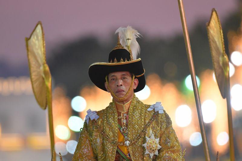 ▲泰國有全世界嚴厲的冒犯君主罪。(圖/美聯社/達志影像)
