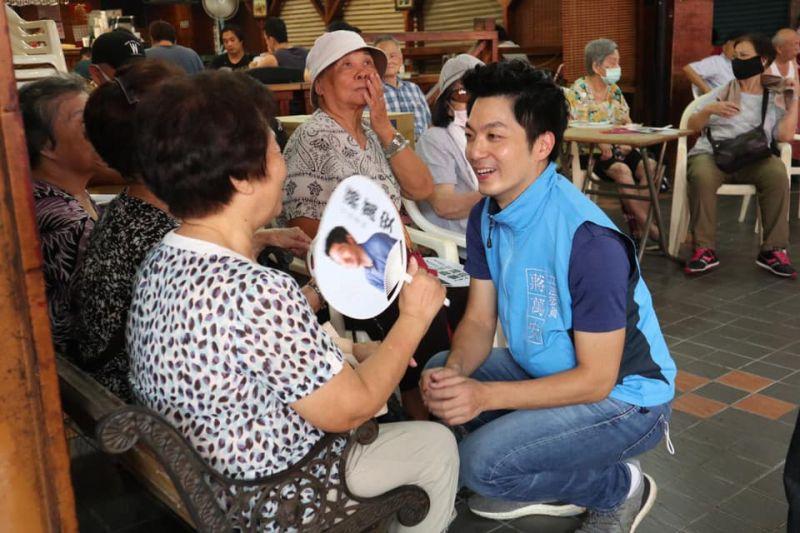 蔣萬安擴點布局台北市長 陳玉珍:他來一定會勝出