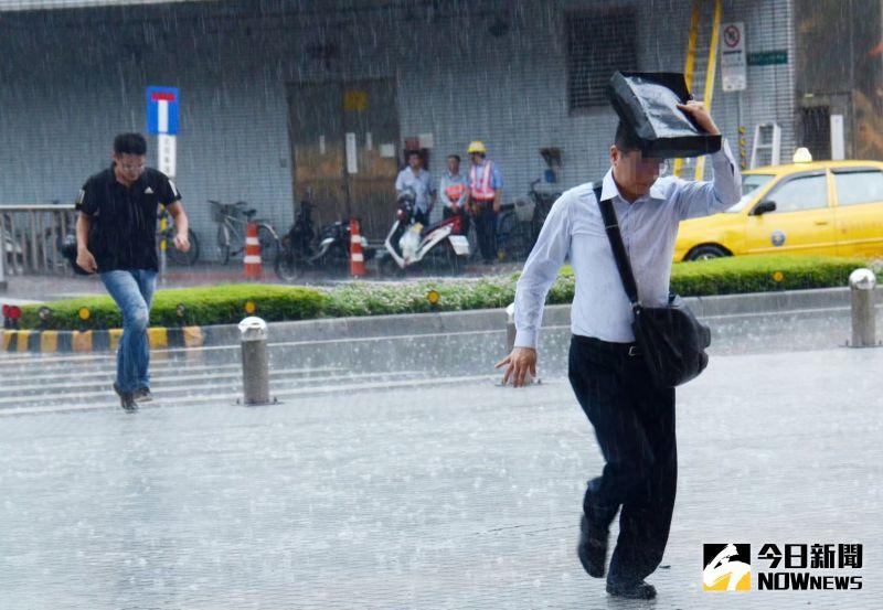 沙德爾颱風生成!共伴效應影響 北部、東部晚起注意大雨
