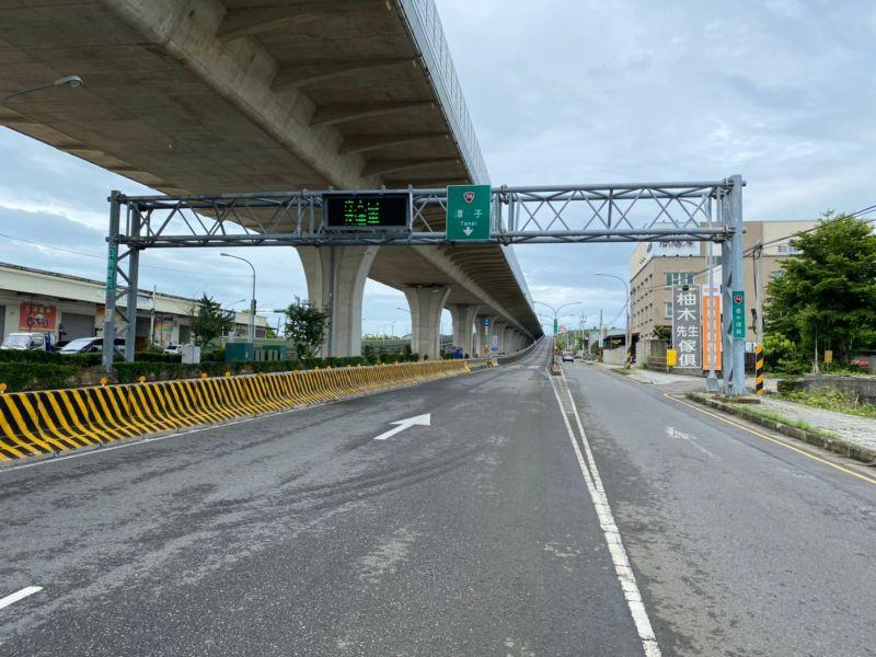 不用再繞路了 台74線西向松竹匝道通車