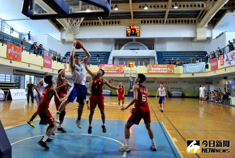 中州盃分齡籃球賽