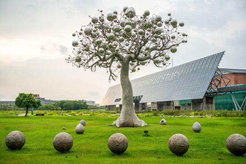▲台灣歷史博物館。(圖/民眾提供)