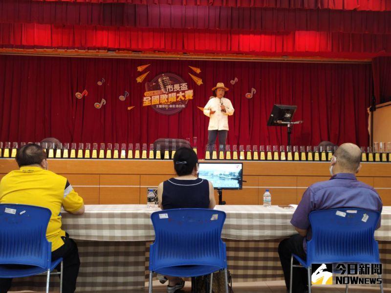 ▲今年的彰化市『市長盃』全國歌唱大賽,吸引了來自全國237位歌唱高手一較高下。(圖/記者葉靜美攝,2020.08.29)