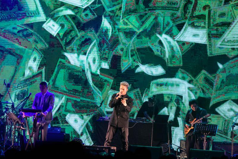 ▲J.Sheon舉辦個人首場演唱會。(圖/寬宏藝術提供)