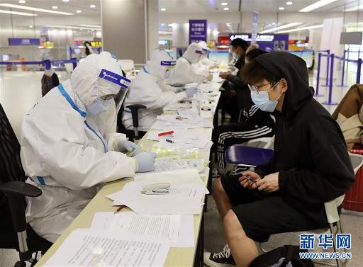 上海新增1例「台灣輸入」患者 27日抵達、隔離期確診