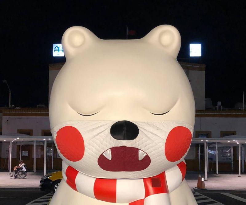 嘉巿鬼月主題限定 萌熊、扮鬼等您打卡參與