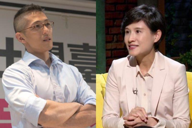 2022台北市長選舉 吳怡農、<b>鄭麗君</b>出戰意願不高