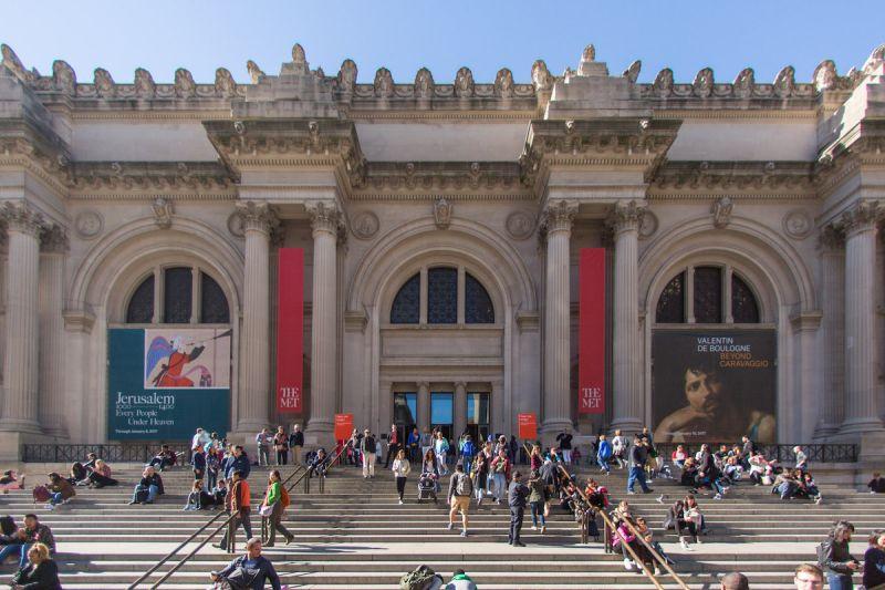 因疫情關半年 紐約大都會藝術博物館重新開放