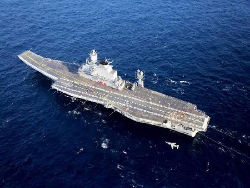 ▲有印度媒體近日報導稱,在中印雙方於今年 6 月發生嚴重的邊境衝突後,印方就已派出海軍戰艦於南海部署,同時與美國在同一領域的軍艦保持聯繫,監視中共軍方的舉動。(圖/翻攝自印度 ANI )
