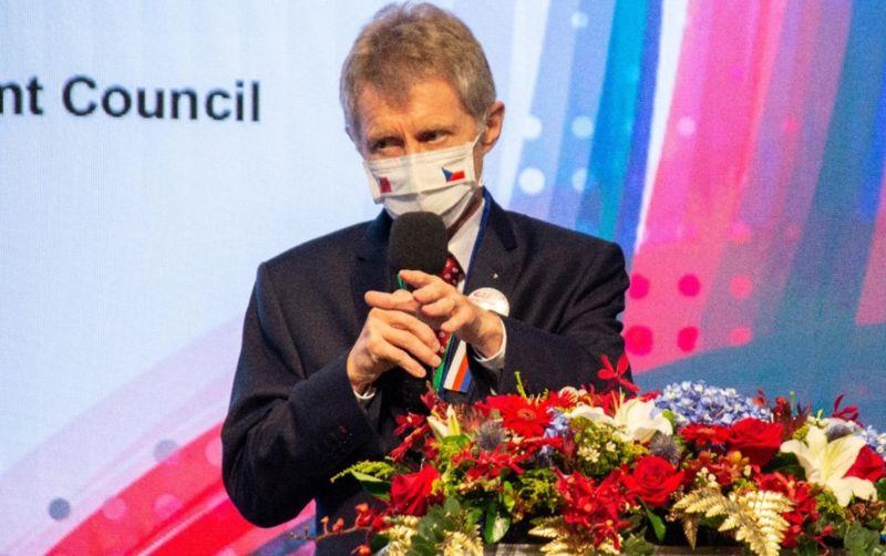 中國嗆要捷克付出代價 <b>白宮國安會</b>發文力挺捷克議長訪台