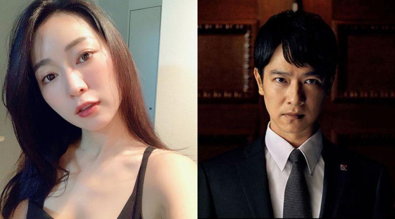 ▲階戶瑠李(左)才剛演完《半澤直樹2》第5集,今證實過世。(圖/階戶瑠李IG、TBS官網)