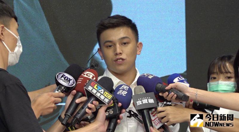 新竹攻城獅今天在記者會上宣布田浩加盟