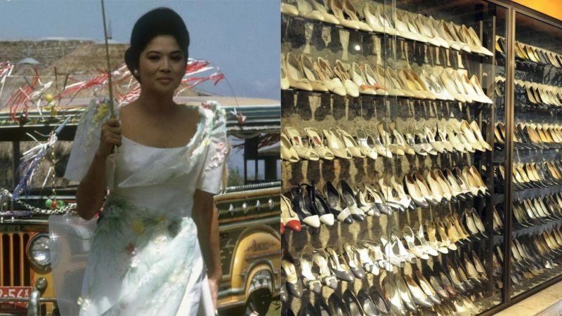 ▲該片主要以伊美黛・馬可仕(Imelda Marcos)為中心,透過貼近生活的寫實記錄,還原馬可仕家族當初在菲律賓創下的傷害與貪汙。(圖/gettyimages)