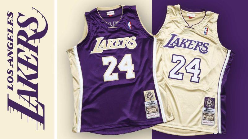 NBA/Kobe<b>球衣</b>還有得搶!名人堂球星系列明開賣