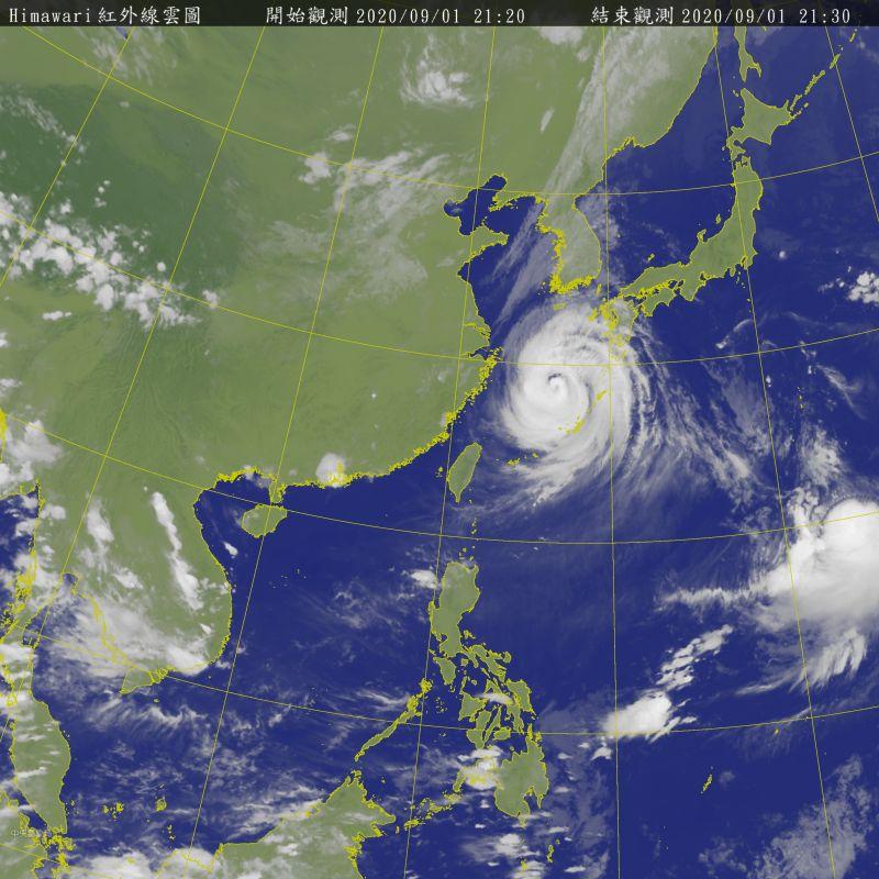 強颱海神可能登陸 日氣象廳:暴風空前強