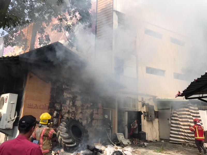 焚燒紙錢常釀災 台南市消防局籲注意安全