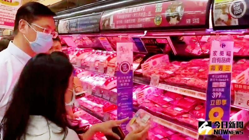 因應美豬開放進口 高市<b>宣導</b>「明確標示、加強查驗」