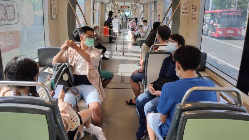 高雄<b>輕軌</b>建設延宕一年半 捷運局:目前並無展延工期規劃
