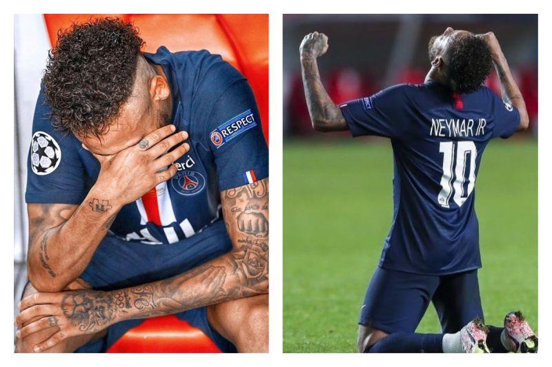 ▲足球明星內馬爾(Neymar)驚傳確診新冠肺炎。(圖/翻攝自內馬爾的IG)