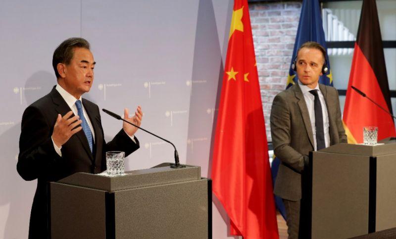 <b>王毅</b>「戰狼外交」引反感 學者:更多歐洲人把中國當對手